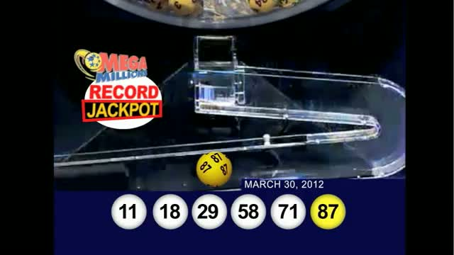 Mega Millions Lottery turned up some winning numbers tonight [Pittsburgh Penguins Version]