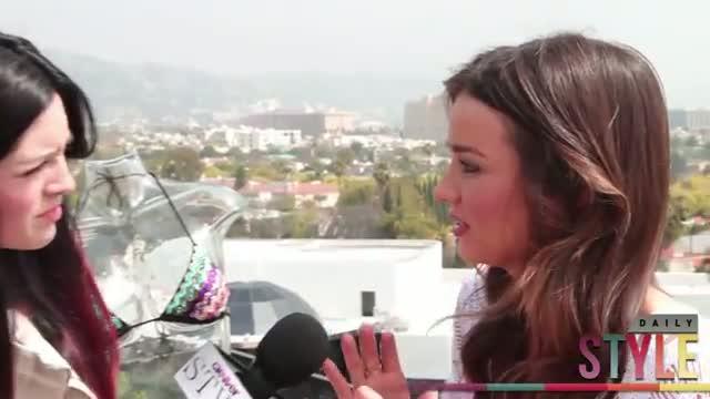 Victoria's Secret Angel's SWIMSUIT Ready Secrets! Miranda Kerr & Candice Swanepoel!