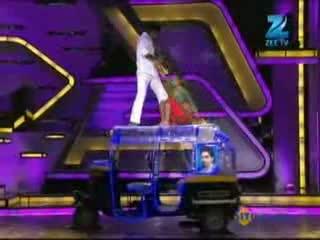 Dance India Dance Season 3 March 25 '12 - Vaibhav & Kruti
