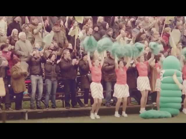 VODAFONE - FUN begins soon - Cheerleaders video