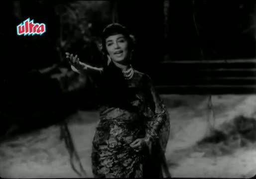 Lag Jaa Gale - Sadhana, Lata Mangeshkar - Woh Kaun Thi Song