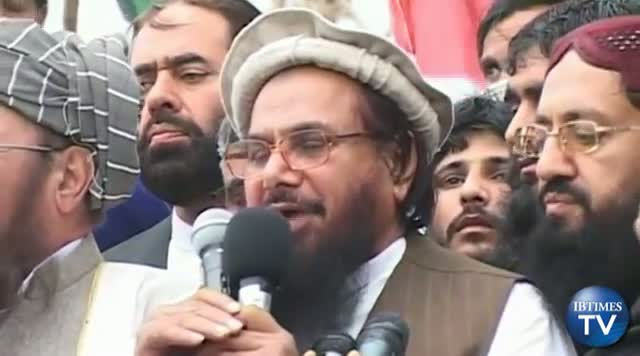 US demand for arrest of Hafiz Saeed rejected