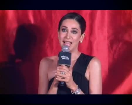 Karisma unveils first look of Dangerous Ishq