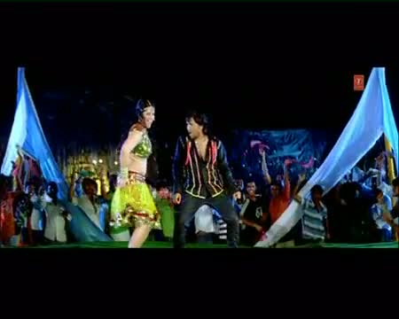 Kamar Hilela Ho Kamar Hilela BY Indu Sonali FROM THE MOVIE Nirhua Mail (Hot Bhojpuri Video Song)