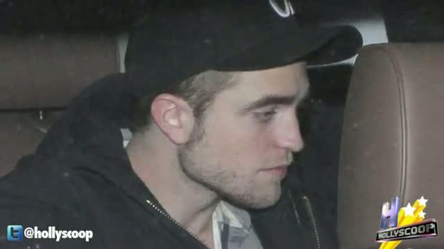 Lindsay Lohan and Rob Pattinson Go Bar Hopping Together video