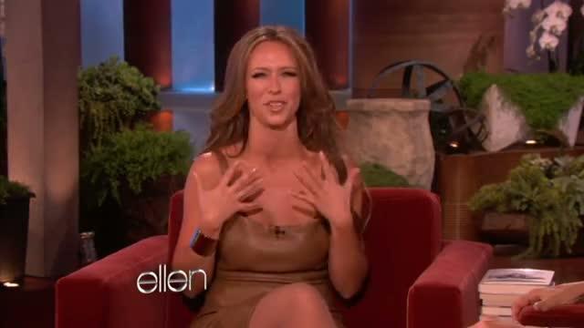 Web Exclusive: Jennifer Love Hewitt Talks Justin Bieber Crush