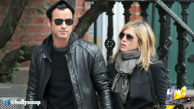Jennifer Aniston and Justin Theroux Start Double Dating video