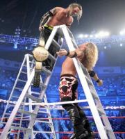 Jeff Hardy Whisper In The Wind To Edge From Ladder