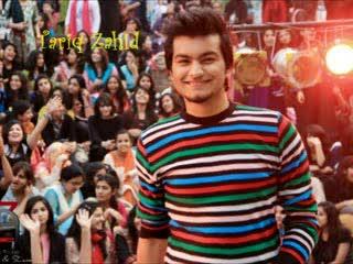 Kinna Sohna Tenu Rab Ne Banaya ROCK VERSION By Tariq Zahid With Lyrics