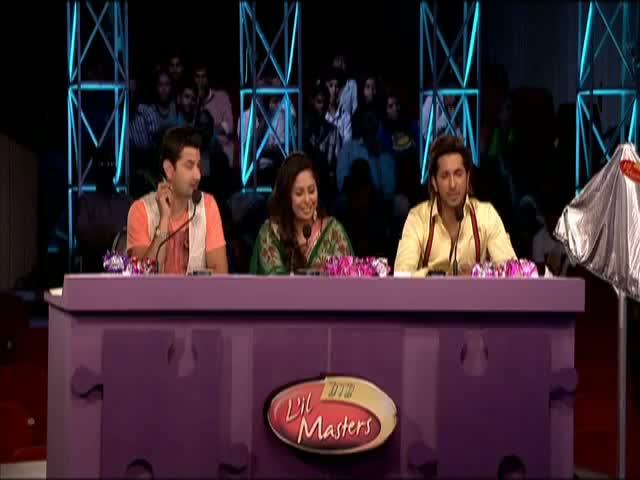DID Little Masters Auditions - Muskaan