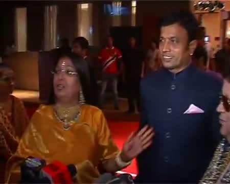 Bappi Lahiri golden family