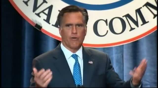 Romney - Obama 'Nice Guy' We Can't 'Afford'
