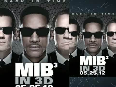 Lady Gaga Turns Into An Alien For 'Men In Black 3'?