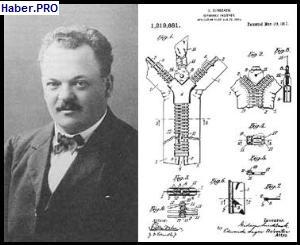 Gideon Sundback - Inventor Of Zip