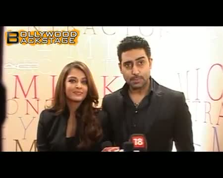 Aishwarya & Abhishek Bachchan PARTY HARD