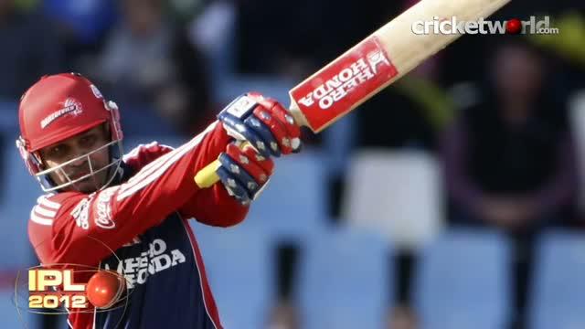 Sehwag Blasts Delhi To IPL 2012 Victory vs Pune, Washout At Eden Gardens.