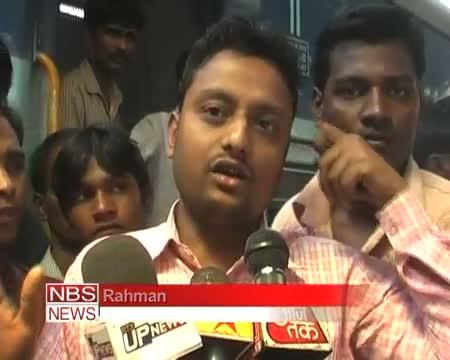 Odisha Sampark Kranti Express looted near Aligarh