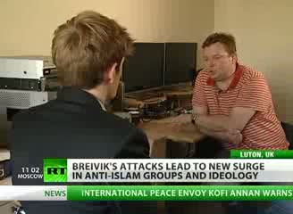 Breeding Breiviks? UK anti-Islam surges in wake of Norway massacre