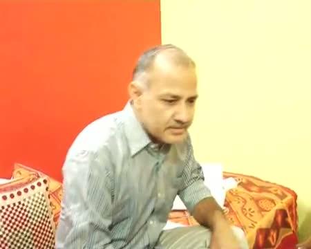 Free CBI for fair Bofors scam inquiry Manish Sisodia