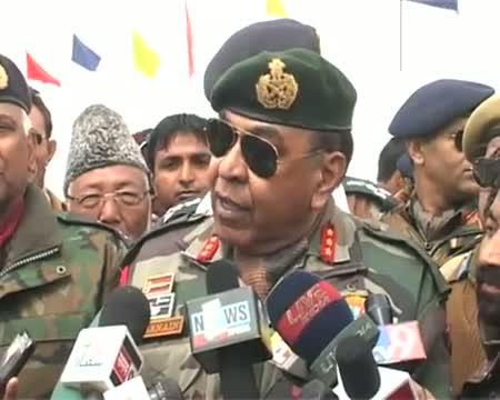 Srinagar Leh highway reopens after six months