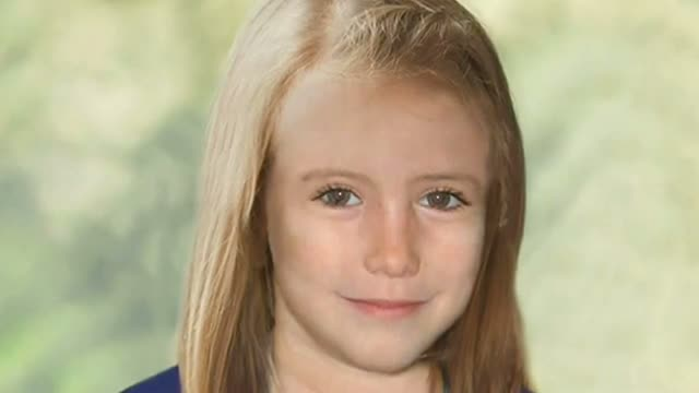 Aged-enhanced images of Madeleine McCann released