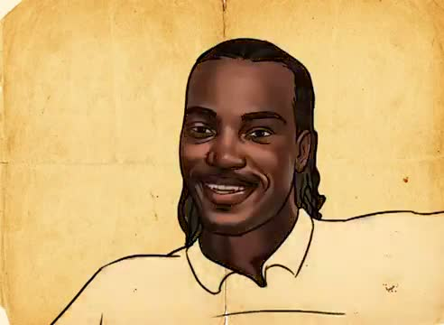 DLF IPL - Player's Profile - Chris Gayle