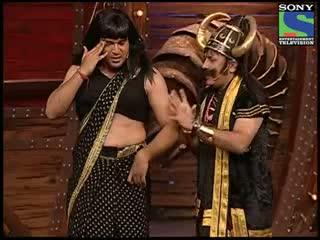 Kahani Comedy Circus Ki - Episode 31 - 29th April 2012 - Performing Krushna & Sudesh Lehri