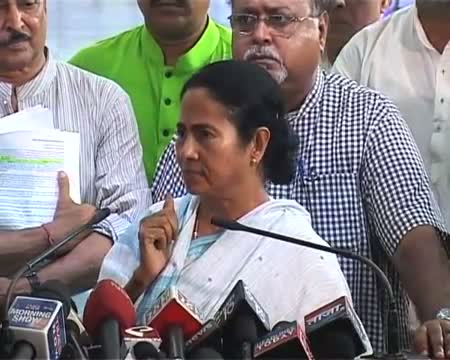 Centre should accept responsibility for debt crisis Mamata Banerjee