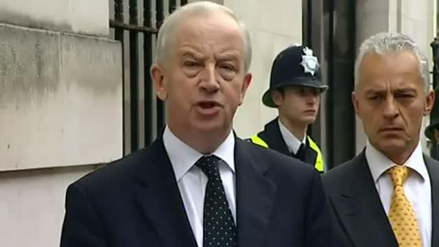 Spy family's grief 'exacerbated' by MI6 failures
