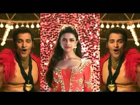 Bolydude Ganeshan With Lyrics (Full HD Video Song) ft. Ganesh Hegde & Deepika Padukone