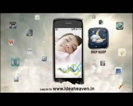 Idea Heaven - Deep Sleep - Feat.Abhishek Bachchan