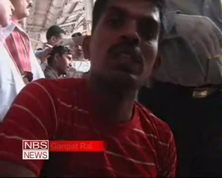 Derailed train's passengers reach New Delhi