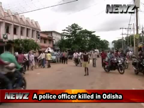 Abducted Odisha cop killed by Maoists