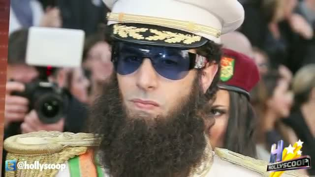The Dictator Apologizes To Ryan Seacrest, Intended To Spill Ashes On George Clooney