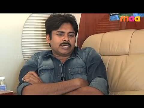 Tollywood is my family says Pawan Kalyan - Telugu Movie Cinema