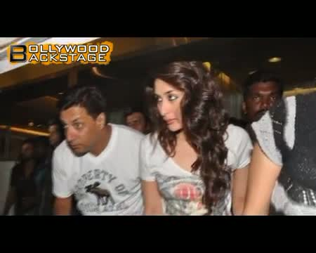 Kareena Kapoor shoots for HEROINE (EXCLUSIVE)