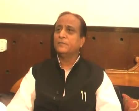 BSP has nothing to argue on in Assembly Azam Khan