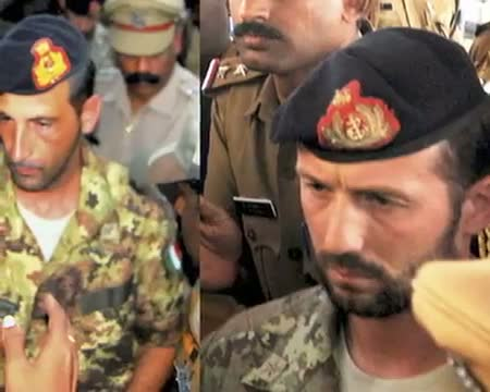 Kerala Police files Chargesheet against two italian marines