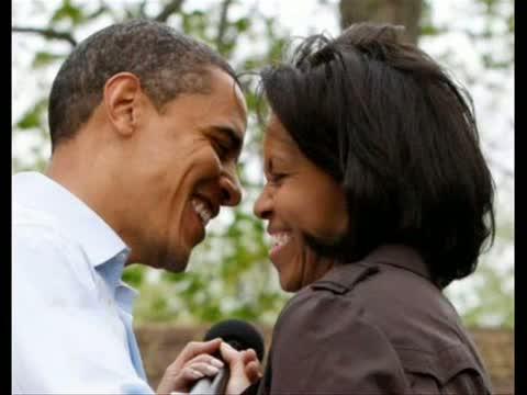 Obama Divorce - New Biography Claims Obamas Were On Brink Of Divorce