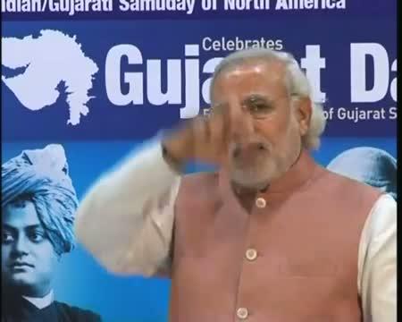 Modi addresses NRG's via video conferencing