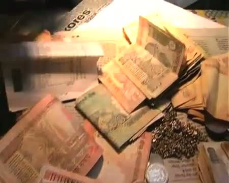 Rupee touches record low, breaches 55 mark vs US dollar