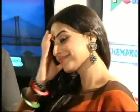 Dirty girl Vidya's saree kahaani