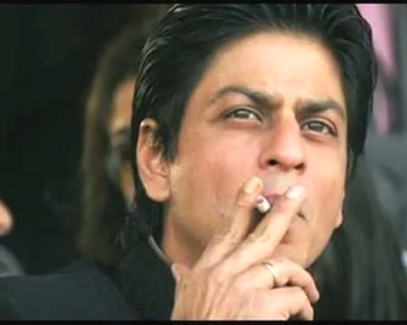 Rajasthan police summons SRK for smoking in public
