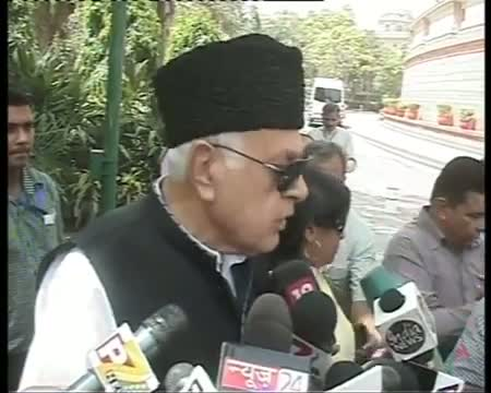 Farooq Abdullah defends IPL amidst rave party controversy