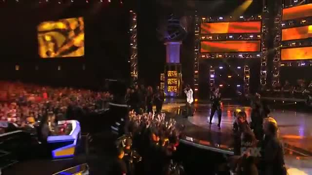 Joshua & Fantasia - Take Me To The Pilot - Top 2 Results - AMERICAN IDOL SEASON 11