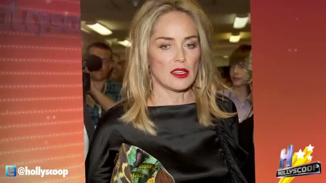 "Sharon Stone Calls Nanny's Lawsuit ""Absurd"""