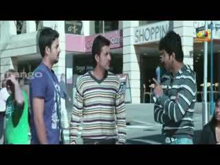 Mr Perfect Movie Scenes - Prabhas Friend Ditching Him - Prabhas Kajal Taapsee - Telgu Cinema Movies