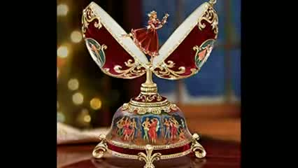 Peter Carl Faberge - Russian Jeweller best known for Faberge eggs