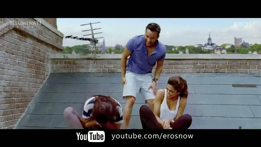 Daaru Desi - Official Song - Cocktail - Feat.Saif Ali Khan, Deepika Padukone & Diana Penty