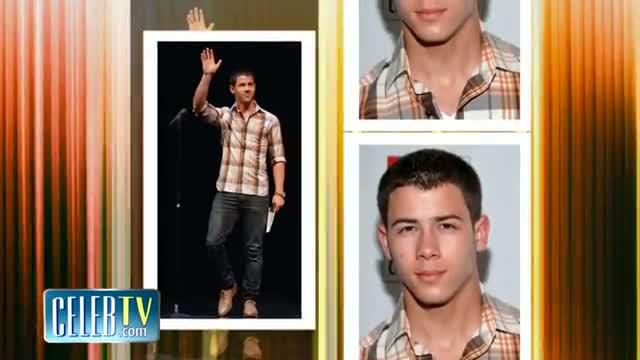Nick Jonas Shaves Off Trademark Curly Hair!